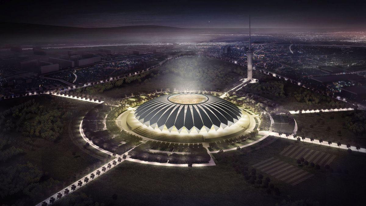Samara stadion