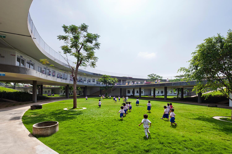 Dongnai Farming Kindergarten, © Hiroyuki Oki