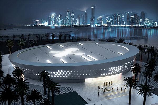 Ladies Sports Centre Doha