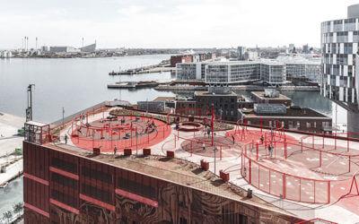 Park 'n' Play in Copenhagen