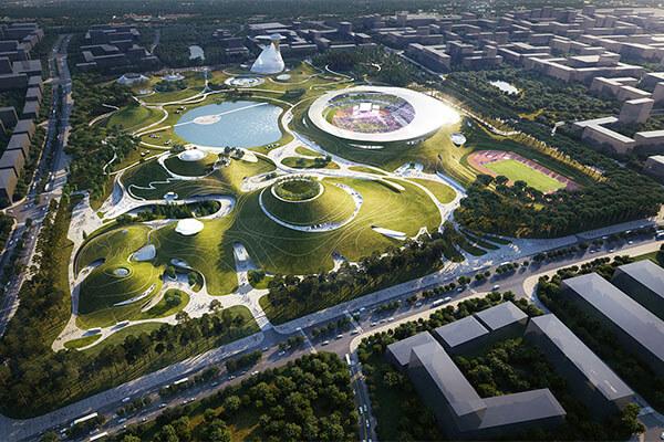 Sportpark Quzhou