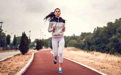 Polycomp Jogging Track