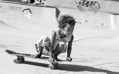 Identitätsstiftung durch Skateparks