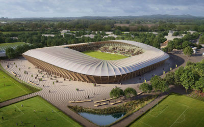 Forest Green Rovers Eco Stadium