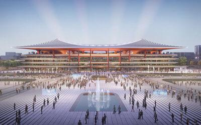 Stadion von Xi'an