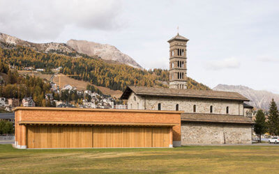 St. Moritz Altitude Training and Competition Centre