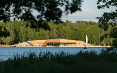 Canoeing centre Tychy