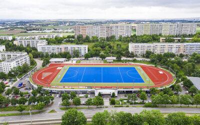 Sportdach Kaufland