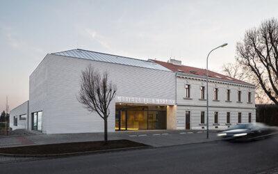 Sporthalle Modřice