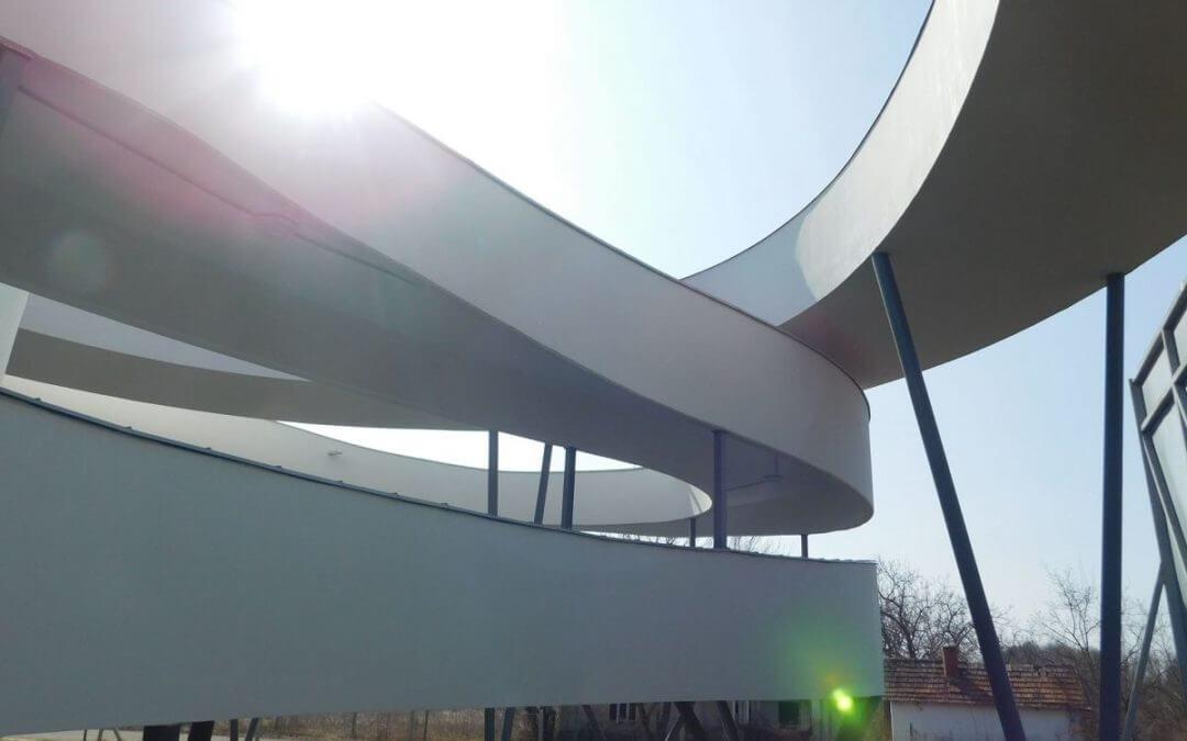 Radsportzentrum Tiszafüred